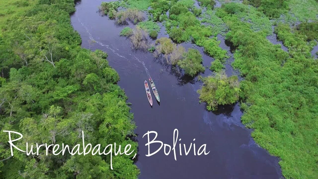 Nature Gravity Bolivia